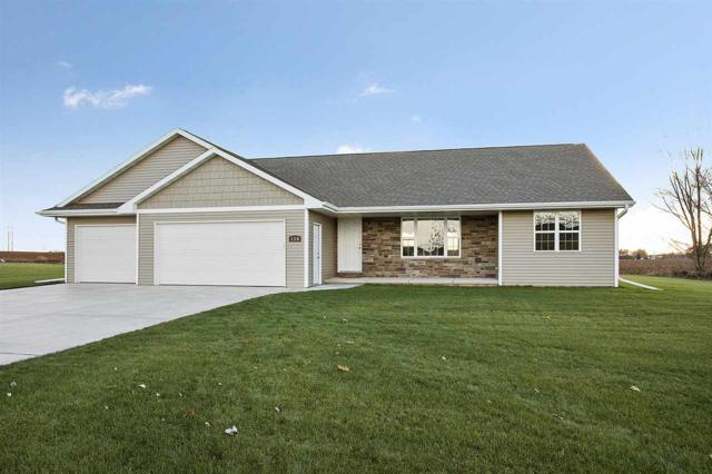 124 Golden Wheat Lane, Wrightstown, WI 54180 (#50174549) :: Dallaire Realty