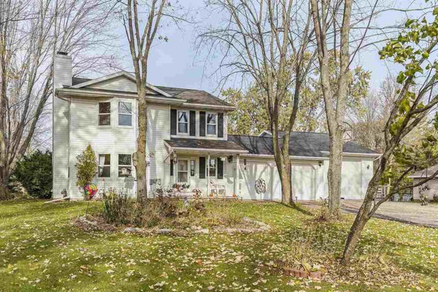 W6564 Lilac Lane, Greenville, WI 54942 (#50174681) :: Dallaire Realty