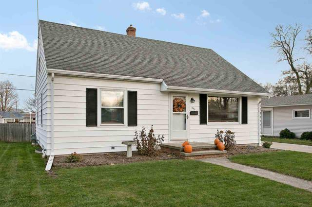 269 S Helen Street, Kimberly, WI 54136 (#50174686) :: Dallaire Realty