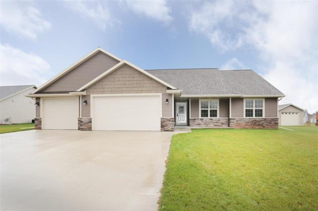 N990 Glennview Drive, Greenville, WI 54942 (#50174773) :: Dallaire Realty