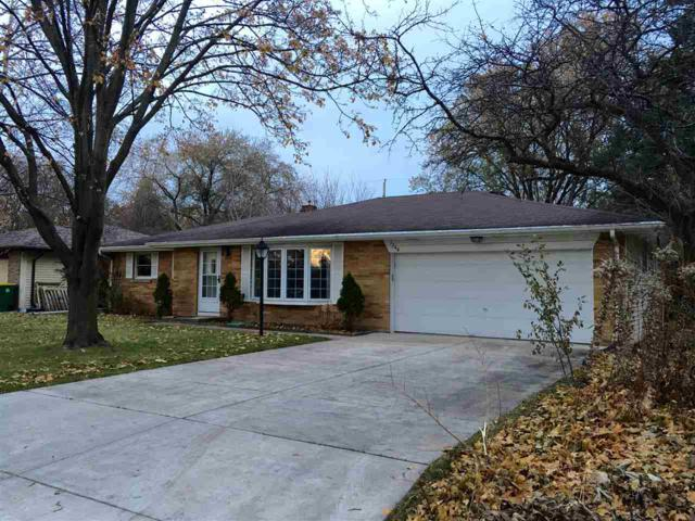 1544 Careful Drive, Green Bay, WI 54304 (#50174956) :: Dallaire Realty