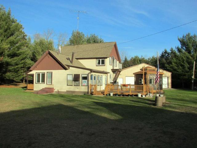 W12331 Cumberland Road, Coloma, WI 54930 (#50174987) :: Dallaire Realty