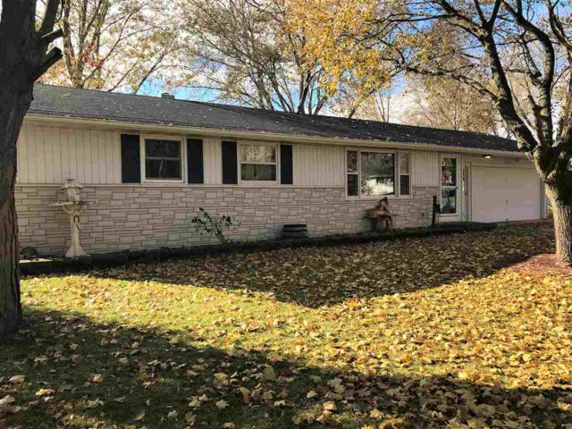 1251 Ponderosa Avenue, Green Bay, WI 54313 (#50175005) :: Todd Wiese Homeselling System, Inc.