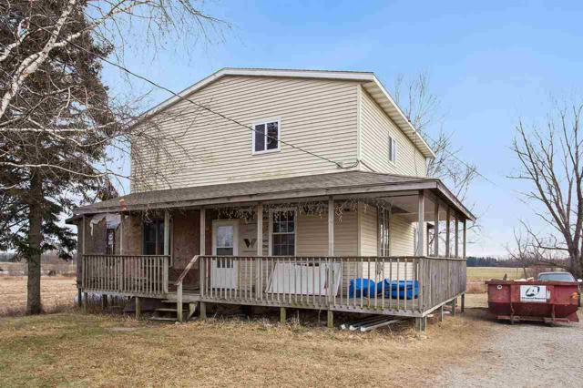 W525 Town Line Road, Krakow, WI 54137 (#50175188) :: Dallaire Realty