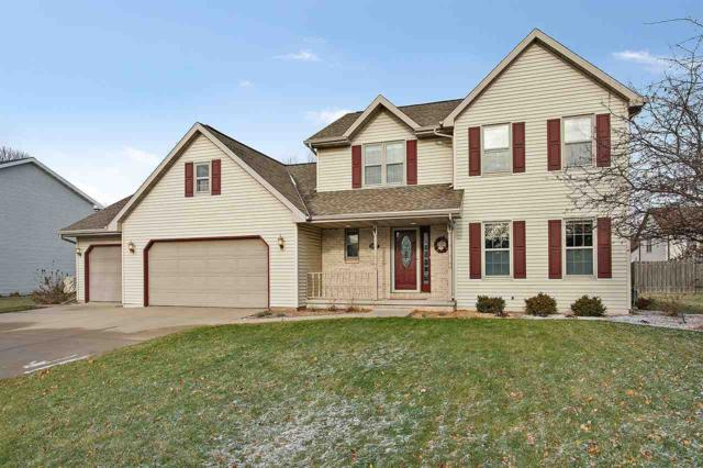 1857 N Sunkist Circle, De Pere, WI 54115 (#50175476) :: Dallaire Realty