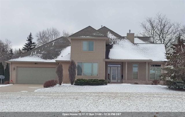 803 Fox River Drive, De Pere, WI 54115 (#50175625) :: Todd Wiese Homeselling System, Inc.