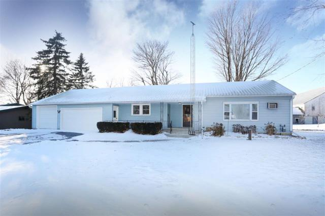 N10498 Hwy G, New Holstein, WI 53061 (#50176127) :: Dallaire Realty