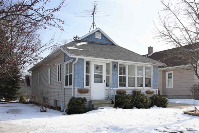 616 1ST Street, Kewaunee, WI 54216 (#50176916) :: Todd Wiese Homeselling System, Inc.