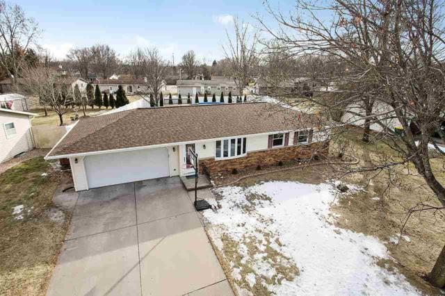 2574 Mary Jo Drive, Green Bay, WI 54311 (#50177108) :: Dallaire Realty
