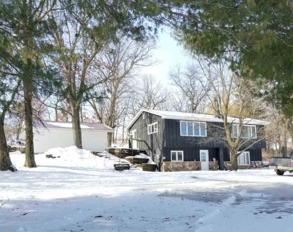 8370 Hwy D Road, Almond, WI 54909 (#50177653) :: Dallaire Realty