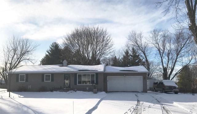 N1589 Ridgeway Drive, Greenville, WI 54942 (#50177802) :: Dallaire Realty
