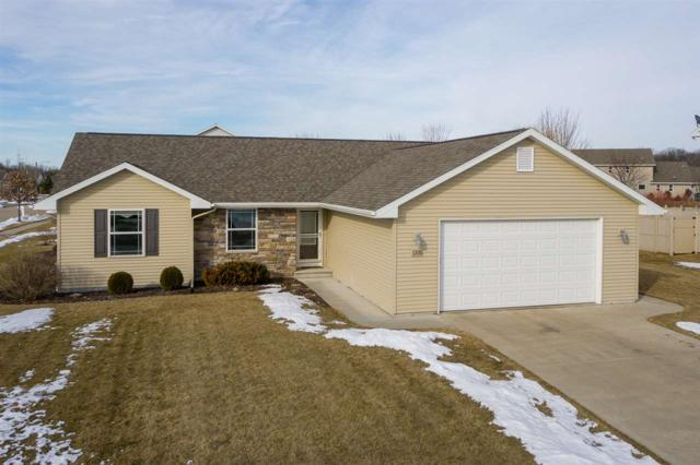 1331 Winter Wheat Drive, Neenah, WI 54956 (#50177956) :: Dallaire Realty