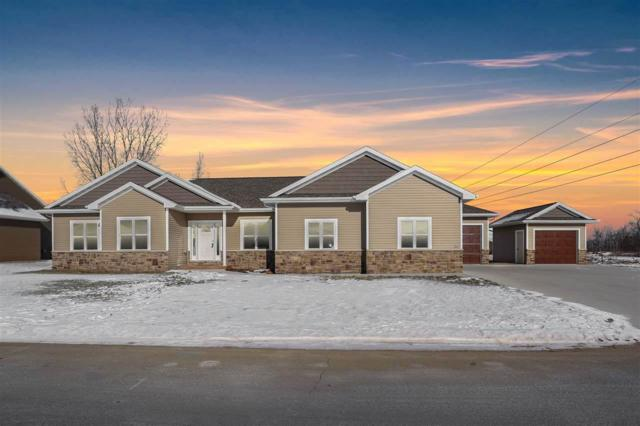 1307 Buttonbush Way, Neenah, WI 54956 (#50177983) :: Dallaire Realty
