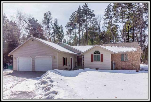 E8519 Huntley Road, New London, WI 54961 (#50178080) :: Dallaire Realty