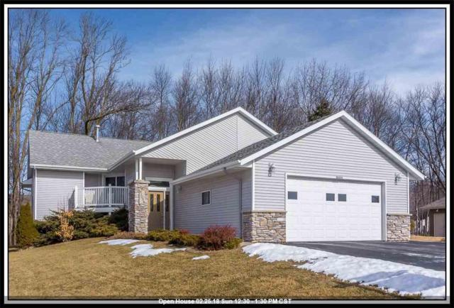 N1059 Pebble Ridge Road, Greenville, WI 54942 (#50178087) :: Dallaire Realty
