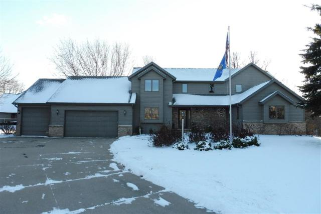 W2881 Oakridge Drive, Appleton, WI 54915 (#50178176) :: Dallaire Realty