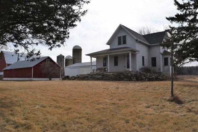 W4791 Hickory Hills Road, Chilton, WI 53014 (#50178463) :: Dallaire Realty