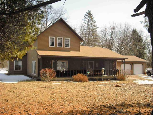 N6792 Hwy J, Iola, WI 54945 (#50178531) :: Dallaire Realty