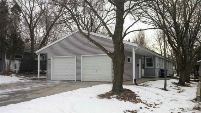 231 Coolidge Street, Green Bay, WI 54301 (#50178560) :: Todd Wiese Homeselling System, Inc.
