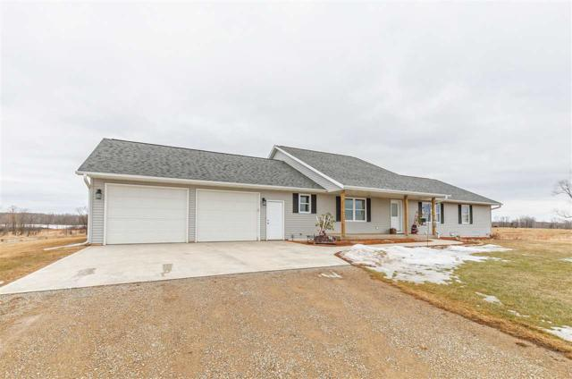 5016 Ducaine Road, Lena, WI 54139 (#50178570) :: Dallaire Realty