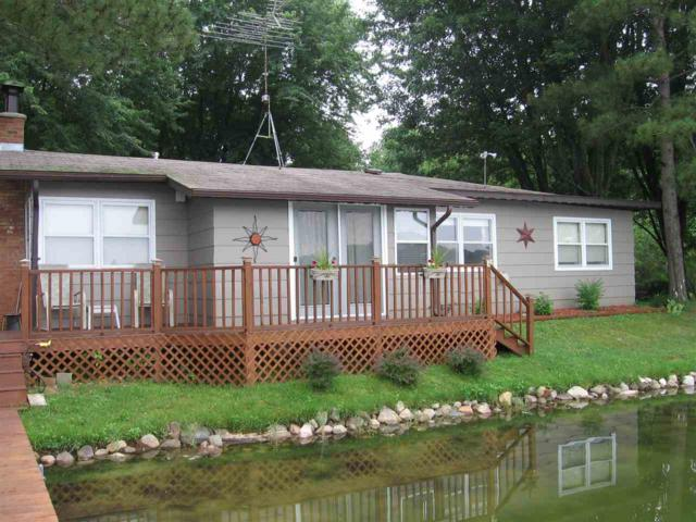 W8416 Mielke Way Road, Wautoma, WI 54982 (#50178700) :: Dallaire Realty