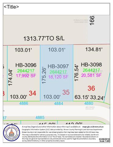 4884 Prairie School Drive, Hobart, WI 54155 (#50178740) :: Todd Wiese Homeselling System, Inc.