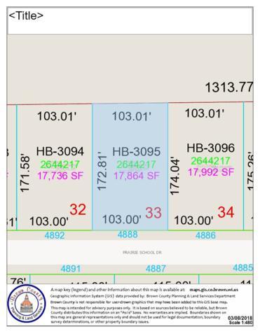 4888 Prairie School Drive, Hobart, WI 54155 (#50178749) :: Todd Wiese Homeselling System, Inc.