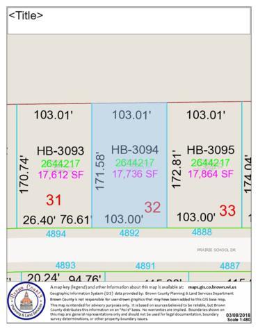 4892 Prairie School Drive, Hobart, WI 54155 (#50178750) :: Todd Wiese Homeselling System, Inc.