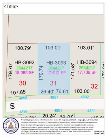 4894 Prairie School Drive, Hobart, WI 54155 (#50178752) :: Symes Realty, LLC