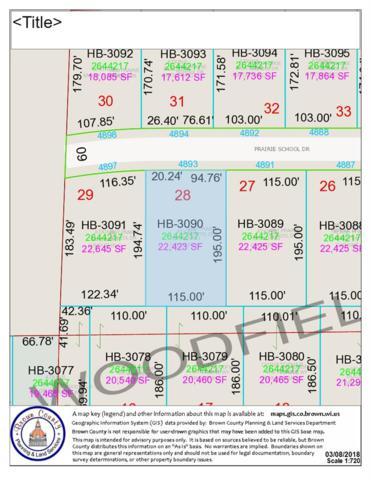 4893 Prairie School Drive, Hobart, WI 54155 (#50178756) :: Todd Wiese Homeselling System, Inc.