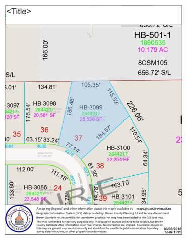 4878 Prairie School Drive, Hobart, WI 54155 (#50178761) :: Ben Bartolazzi Real Estate Inc
