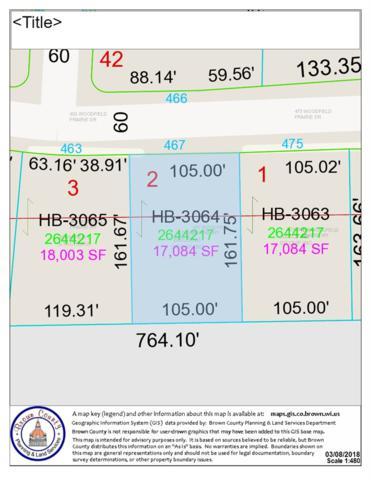 467 Woodfield Prairie Way, Hobart, WI 54155 (#50178766) :: Symes Realty, LLC