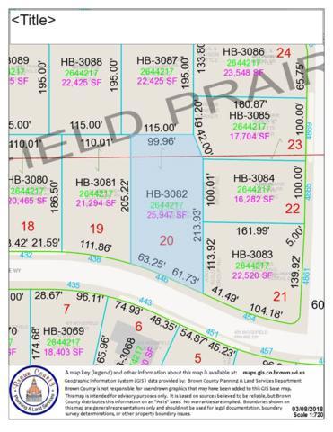 446 Woodfield Prairie Way, Hobart, WI 54155 (#50178767) :: Todd Wiese Homeselling System, Inc.