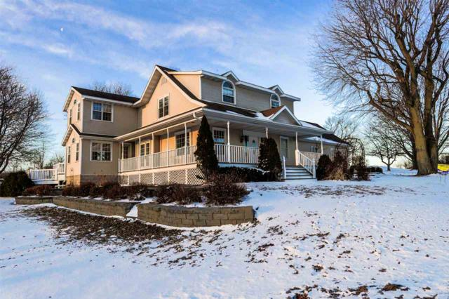 W1905 Hwy H, New Holstein, WI 53061 (#50178981) :: Dallaire Realty