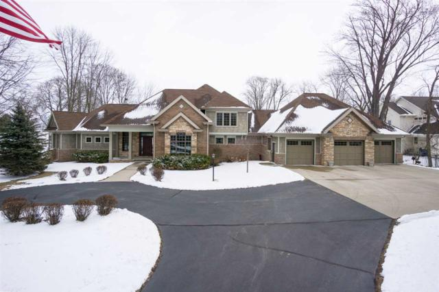 536 Sunrise Bay Road, Neenah, WI 54956 (#50179076) :: Todd Wiese Homeselling System, Inc.