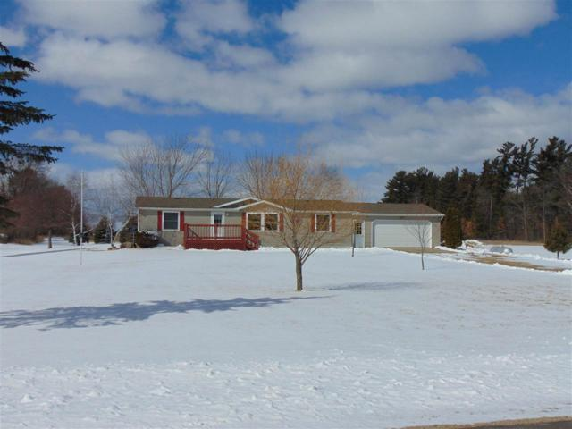 8305 Easy Street, Fremont, WI 54940 (#50179235) :: Dallaire Realty