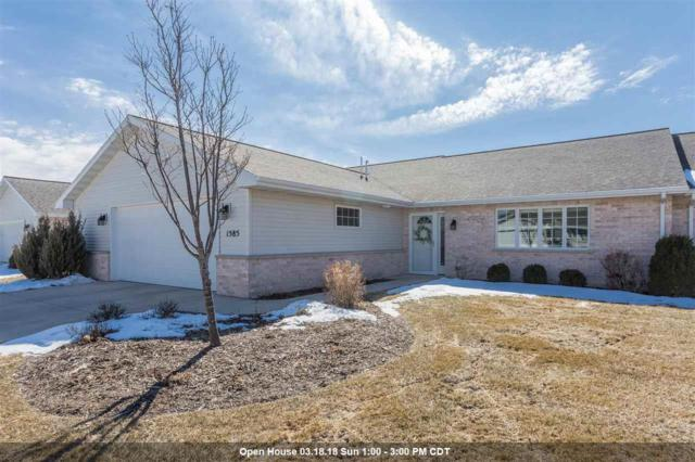 1585 River Pines Drive, Green Bay, WI 54311 (#50179246) :: Todd Wiese Homeselling System, Inc.