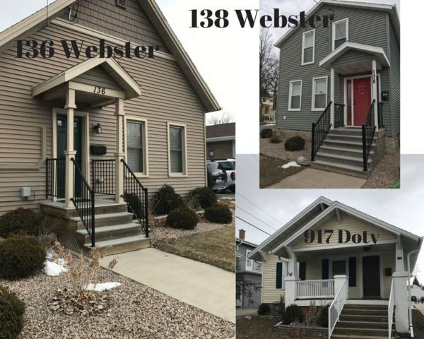 917 Doty Street, Green Bay, WI 54301 (#50179301) :: Todd Wiese Homeselling System, Inc.