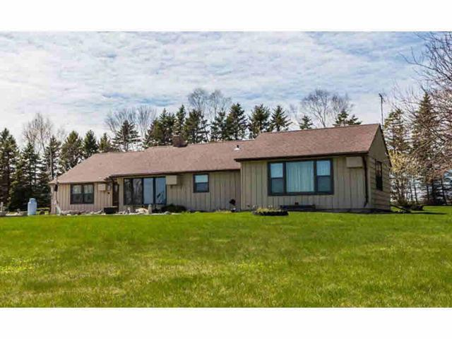N1408 Lakeshore Road, Kewaunee, WI 54216 (#50179506) :: Dallaire Realty