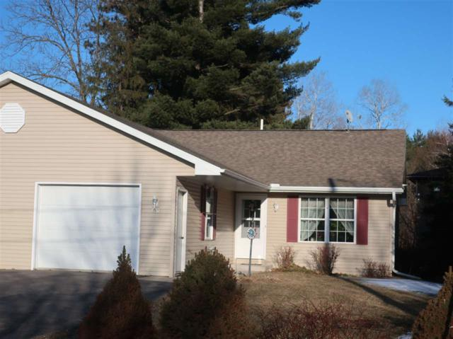 307 N Hazel Street, Wautoma, WI 54982 (#50179828) :: Dallaire Realty