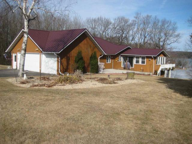 N2819 Hwy 44, Markesan, WI 53946 (#50179854) :: Dallaire Realty