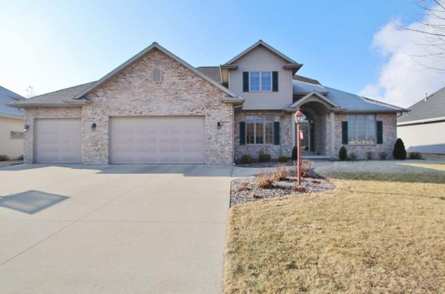 284 Peterlynn Drive, Wrightstown, WI 54180 (#50180008) :: Dallaire Realty