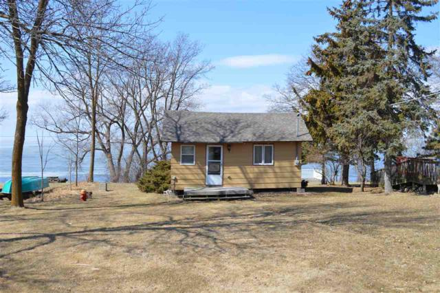 N5875 Rockland Beach Road, Hilbert, WI 54129 (#50180099) :: Dallaire Realty