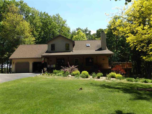 N4440 Ware Road, Waupaca, WI 54981 (#50180271) :: Dallaire Realty