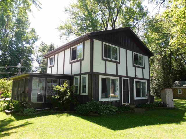 N9118 Welling Beach Road, Fond Du Lac, WI 54937 (#50180295) :: Dallaire Realty