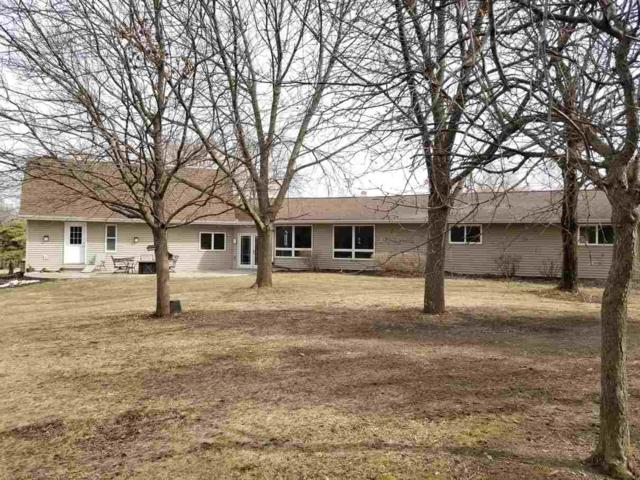 N6494 Lakeshore Drive, Hilbert, WI 54129 (#50180399) :: Dallaire Realty