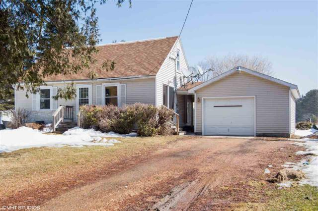 N3917 Polar Road, Bryant, WI 54418 (#50180495) :: Dallaire Realty