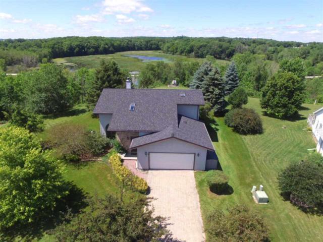 W5922 Plateau Drive, Elkhart Lake, WI 53020 (#50180496) :: Symes Realty, LLC