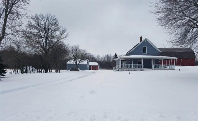 13319 Morgan Road, Gillett, WI 54124 (#50180632) :: Dallaire Realty