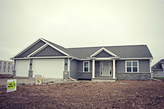 1706 Steiner Lane, Howard, WI 54313 (#50180782) :: Dallaire Realty
